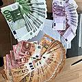 Le vrai portefeuille magique multiplicateur d'argent