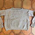 [tricot][opération destockage #80] pull tender