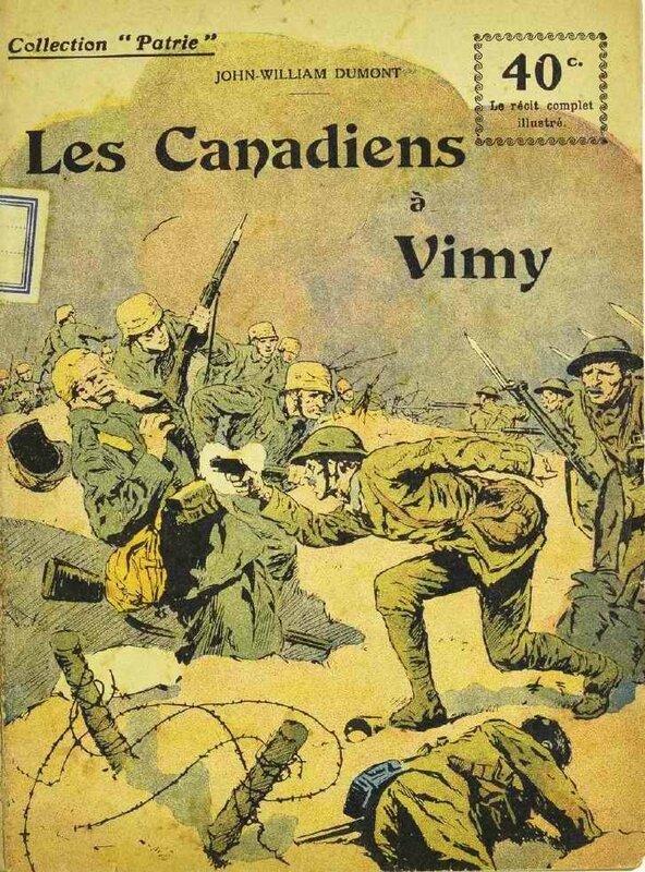 Canadiens à Vimy1