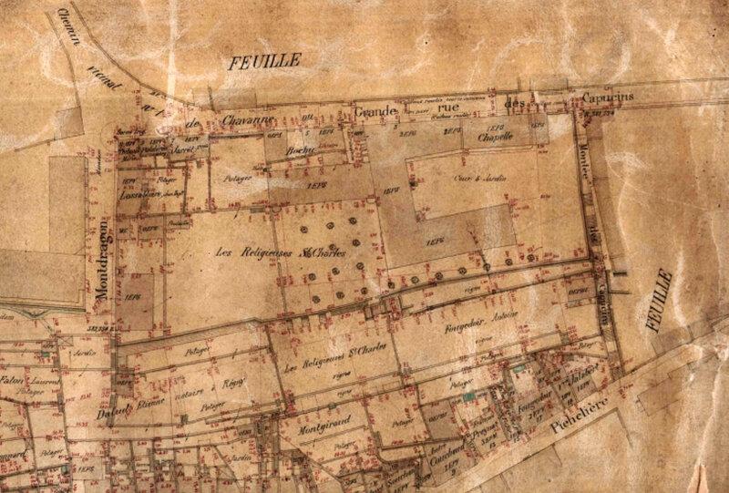 cadastre 1880