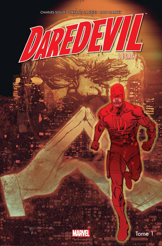 100% marvel daredevil legacy 01 fisk le maire