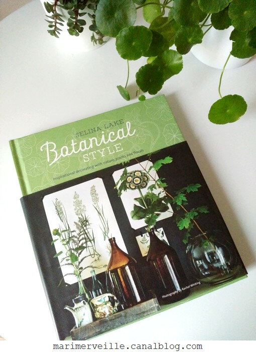 Botanical style - selina Lake - blog marimerveille 1