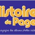 Histoires de pages