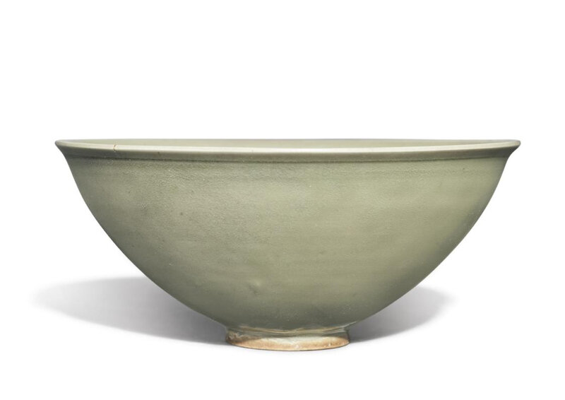 A large 'Yaozhou' bowl, Northern Song dynasty (960-1127)