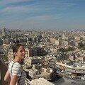 Claire devant Alep