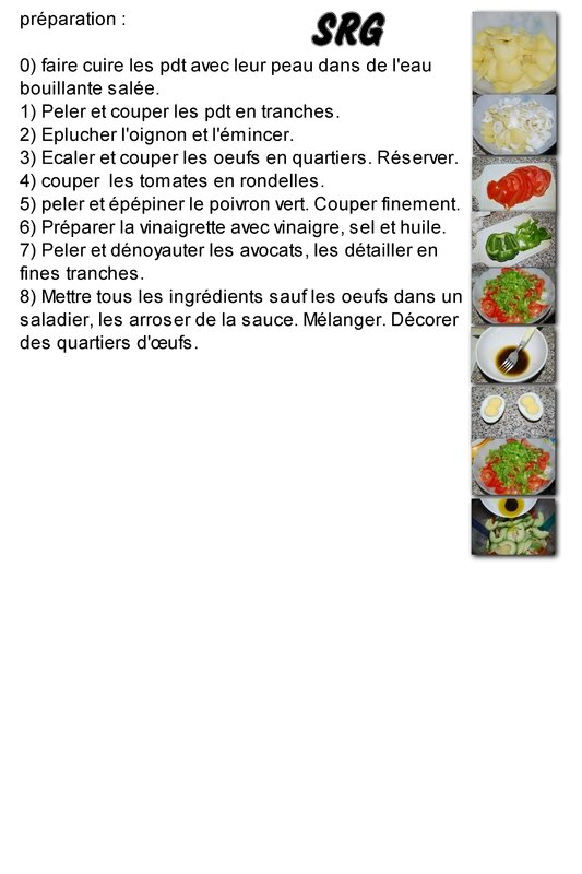 Salade colombienne (page 2)