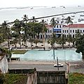 Vu sur le port de Bahia du Pelourino