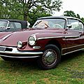 Citroën ds 21 chapron coupé le paris-1960