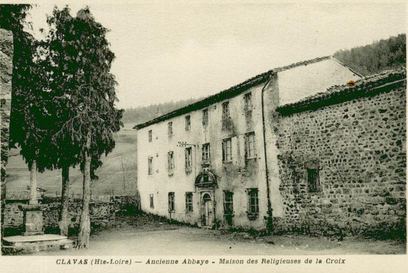 La maison des soeurs de la croix, années 30