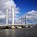 Bordeaux, pont Chaban-Delmas (33)