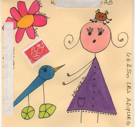 Mailart pour Karina 002