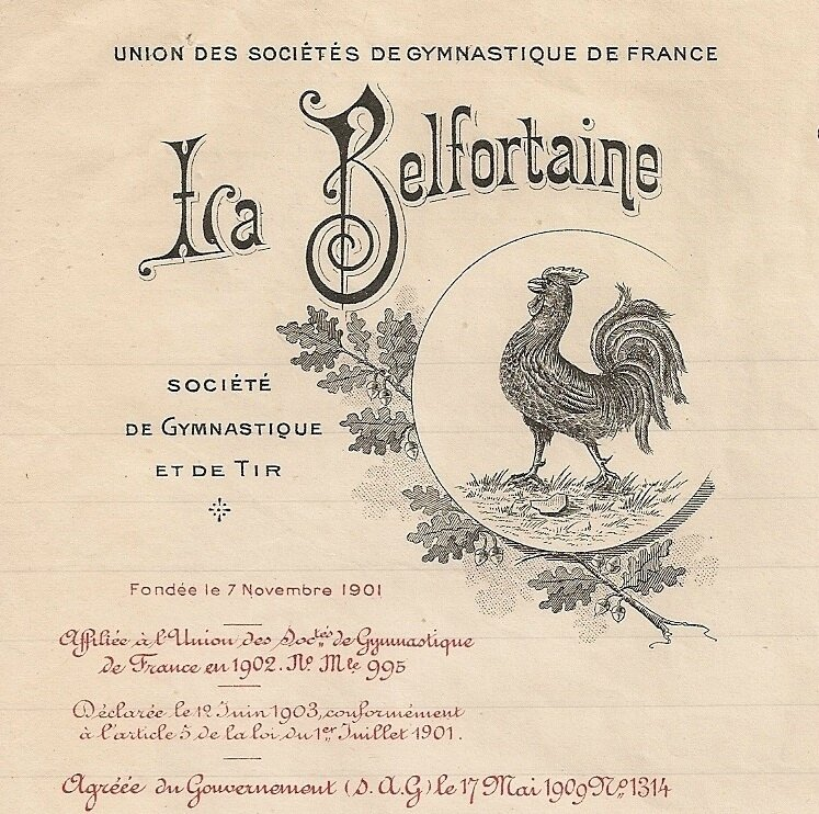 1921 08 19 Courrier La Belfortaine R