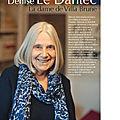 Denise le dantec (1939 -) : « ah ce voyage en cornouailles... »