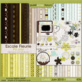 Escale fleurie - kit coll freebie de publiscrap