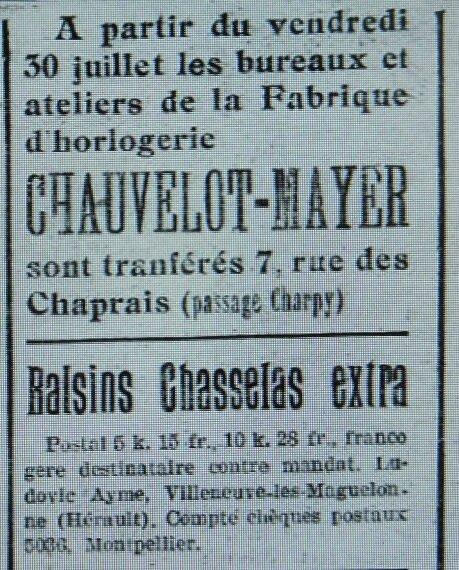 chauvelot