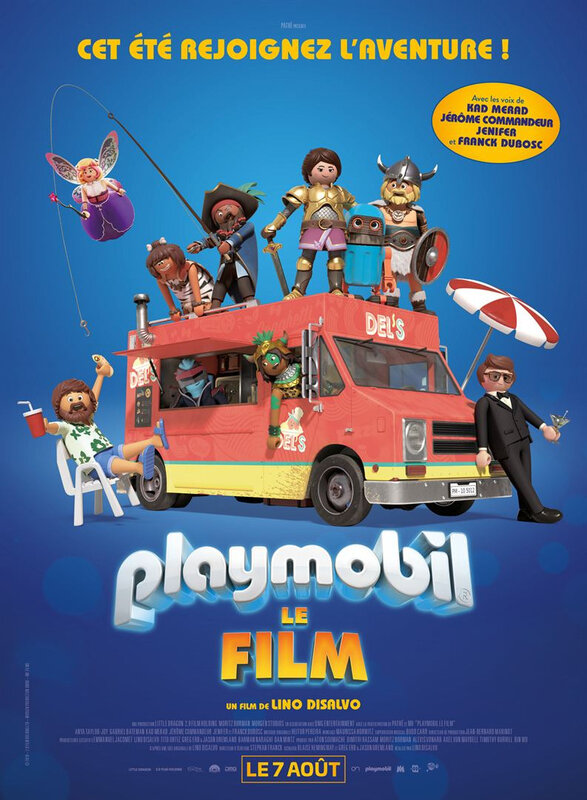 Affiche Playmobil le Film 1