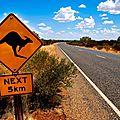 Sommaire voyage en australie