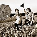 9923 le duo de l été en noir et blanc