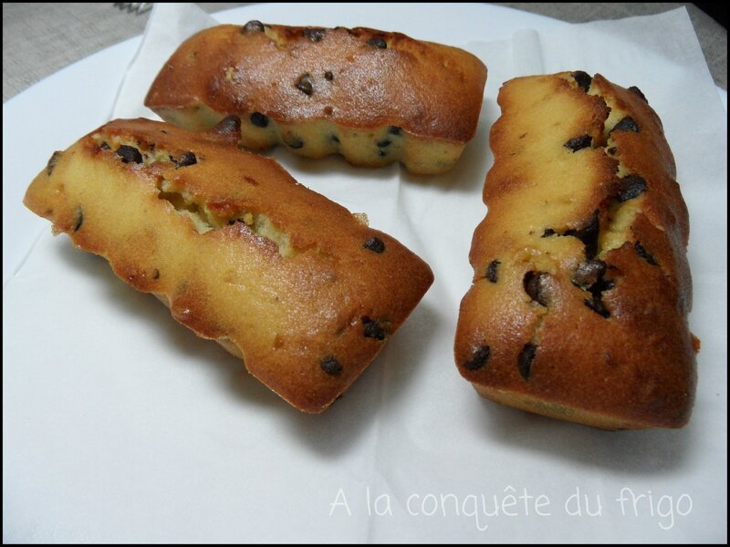 muffin chocolat pralin