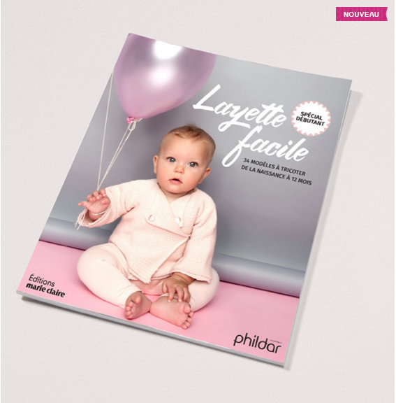 LAYETTE FACILE - NOUVEAU CATALOGUE 2016