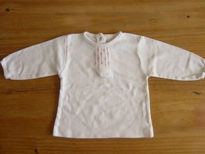Tee-shirt ML In Extenso 6 m