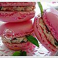 Octobre rose......des recettes roses pour le 15 octobre.