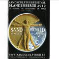 LE FESTIVAL DE SCULPTURES DE SABLE, Blankenberge 2010