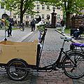 Vélos de la Mariée Copenhague