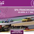 World series by renault - spa-francorchamps 30/01-01/05