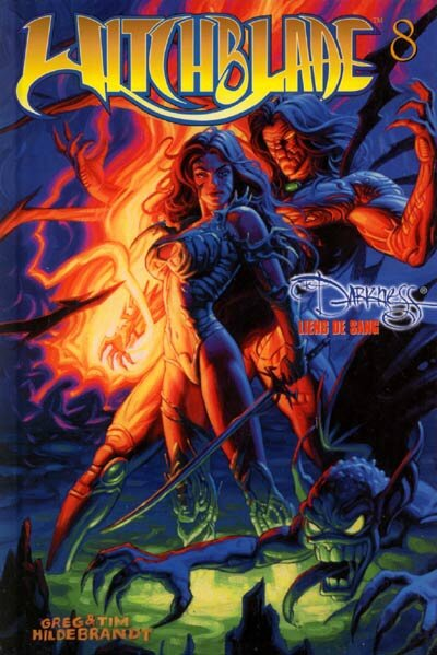 editions USA witchblade 08