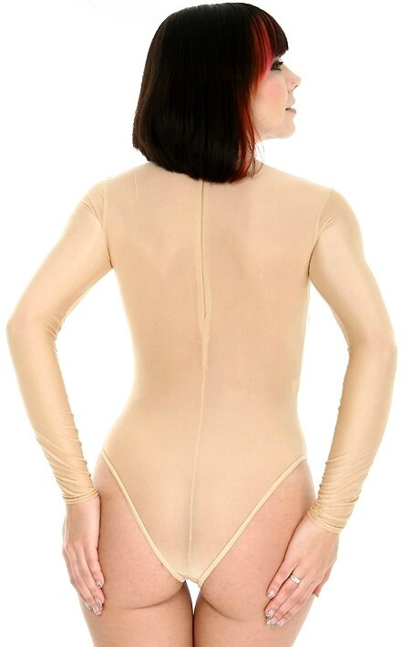 Body transparent spandex Chair BDC32-4