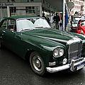 Bentley continental s3 chinese eye coupe mulliner park ward 1962-1965