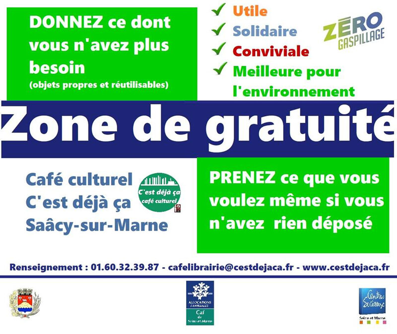 saacy zone de gratuite