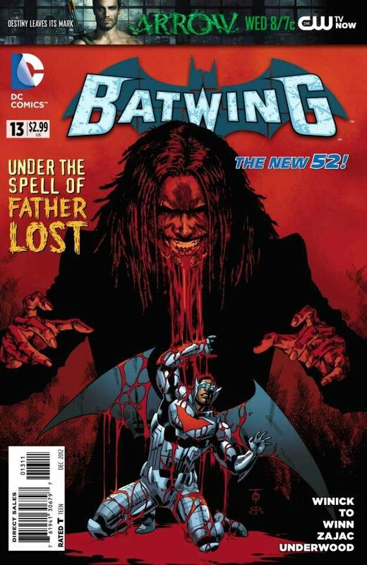 new 52 batwing 13