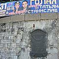 Kaliningrad, publicité et Emmanuel Kant (Russie)