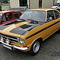 Opel kadett b rallye 1965-1973