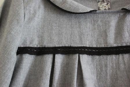 robe grise 5