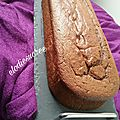 CAKE HYPER MOELLEUX AU CHOCOLAT ET AU LAIT RIBOT 085