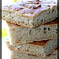 P'tits pains suédois pour sandwichs nordiques