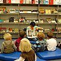 Ecoute une histoire à la bibliothèque !