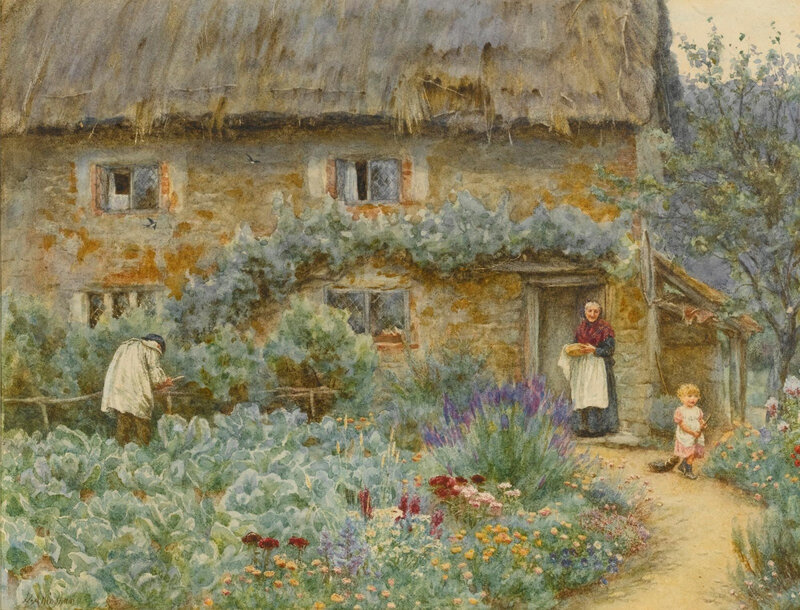 Helen Allingham Tutt'Art@ (18)