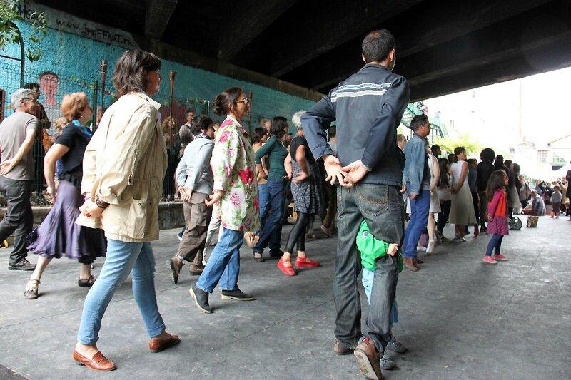 8-Clignancourt danse sur les rails_3766