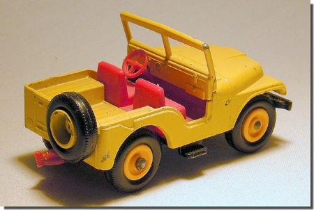 Lesney Matchbox 72 B 2
