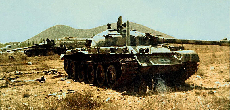 1976-forces syriennes