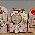 Petits cadeaux de noël -1-