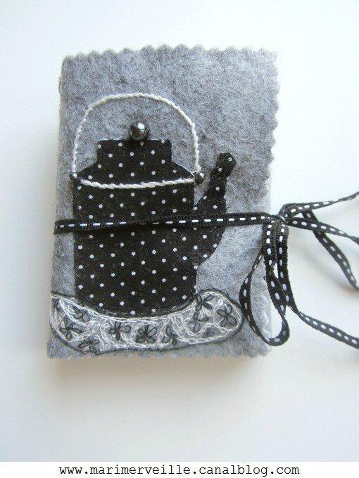 Mon carnet couture cocooning 1 Marimerveille