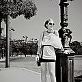 Like a tourist - arc de triomphe - paris - mode - 2012