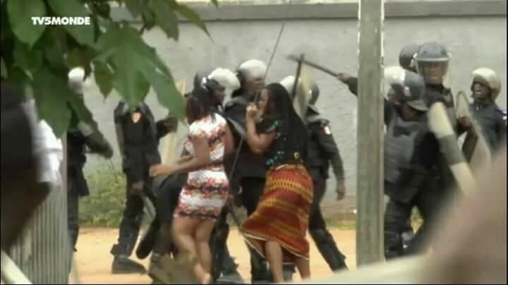 LeFPI Condamne la répression des manifestations pacifiques des étudiants et élèves par le régime liberticide d'Alassane Ouattara