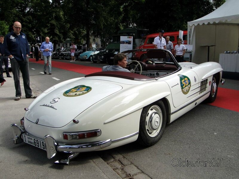 mercedes 300 sl roadster 1957 1963 d