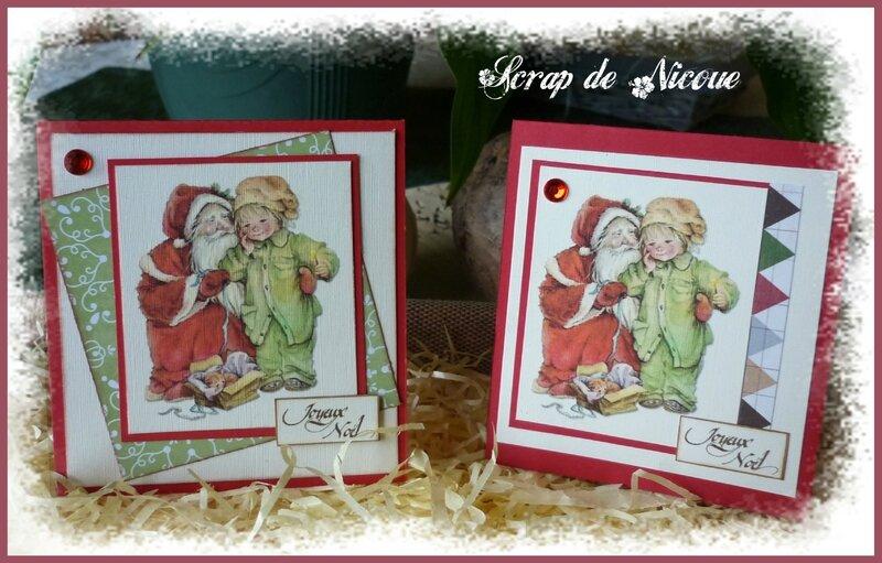 Carte de Noël ...